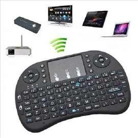 Bežična mini tastatura sa funkcijom miša