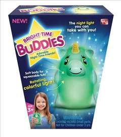 Bright Time BUDDIES - Svetleći prenosni ljubimci
