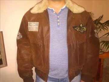 Italijanska kozna jakna Fratteli, XL, kao nova