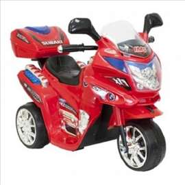 Motor 051 Subaki IMS za decu 6V - CRVENI