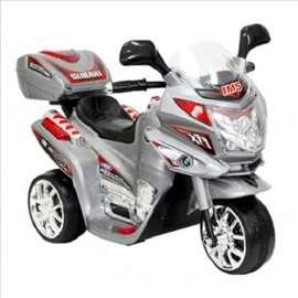 Motor 051 Subaki IMS za decu 6V - Sivi