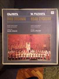 Opera Ivan Susanin -ŽIVOT ZA CARA-Glinka-4 ploče-