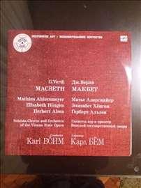 Opera MAGBET-Verdi,2 lp,original