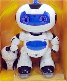RC Muzicki Robot na Daljinski - NOVO