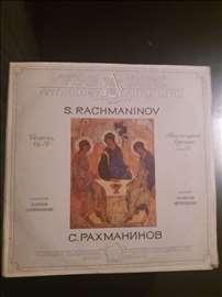 S .Rachmaninov-Ruska klasična musika ,2lp