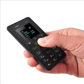 Telefon kreditna kartica AIEK M5 - CRNI