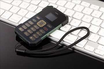 Vodootporni telefon - kreditna kartica