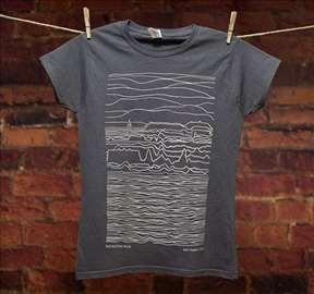 Zvanična EXIT majica-ženska siva majica