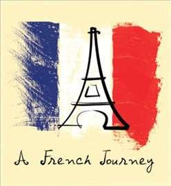Časovi francuskog jezika za decu i odrasle