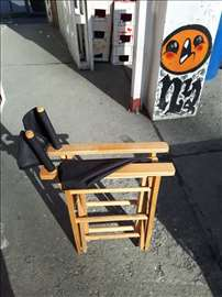 Rasklapajuce stolice - režiserske
