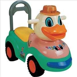 Šetalica za decu patka