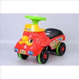 Šetalica za decu šarena kola