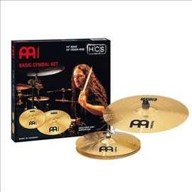 Meinl HCS1418 Cymbal set činela