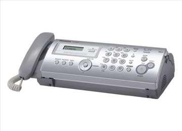 Telefaks-osnovni model kx-fp207 (štampa na A4 papi