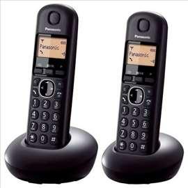 Telefon Panasonic KX-TGB212 sa dve slušalice