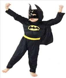 Kostim BATMAN sa Misicima za Decake - NOVO