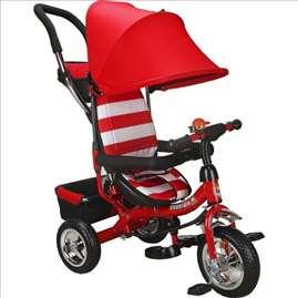 Tricikl za decu crveni