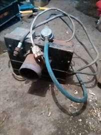 Gorionik na naftu