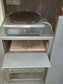 Pica pec--Plinska i plotna za palacinke..