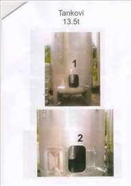 Polovni inoks tankovi i cisterne