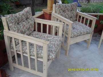Stolice za terasu i baštu