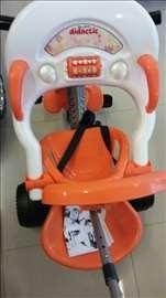 Tricikl oranž