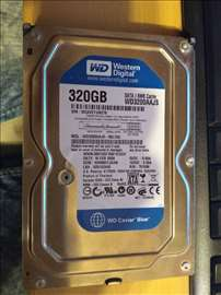 Western digital hard disk 3,5""