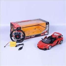 Automobil na daljinsko upravljanje igračka