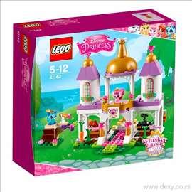 Kraljevski dvorac za kućne ljubimce lego kockice