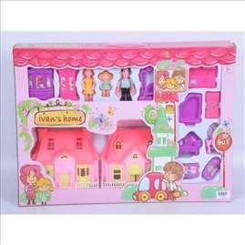 Kuća za lutke igračka