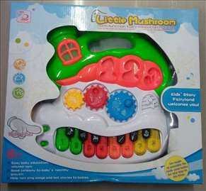 Muzička pečurka igračka za decu