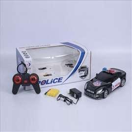 Policijski auto na daljinsko upravljanje