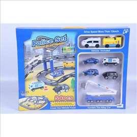 Policijski set igračka za decu