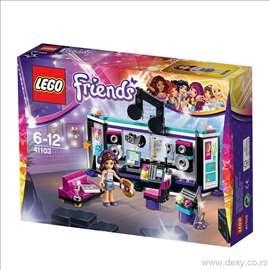 Studio za snimanje lego kockice