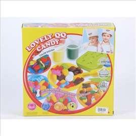 Testo u boji igračka
