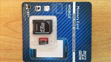 Transcend microSDXC Premium 400x 128GB