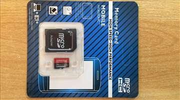 Transcend microSDXC Premium 400x 256GB