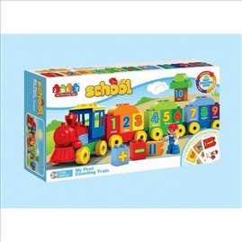 Voz kocke edukativna igračka za decu