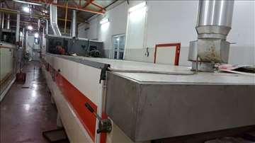 Oprema za pekaru- Polin tunelska pec za hleb