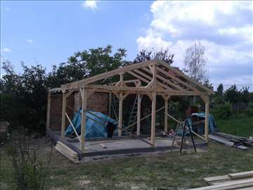 Drvene konstrukcije