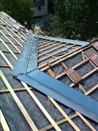 Građevinska limarija, visinski radovi