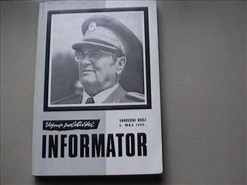 Tito - specijalno izdanje Informatora iz 1980. god
