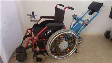 Stepenik sprave Gusenicar za invalidska kolica