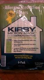 Originalne kese Kirby Hepa Platnene
