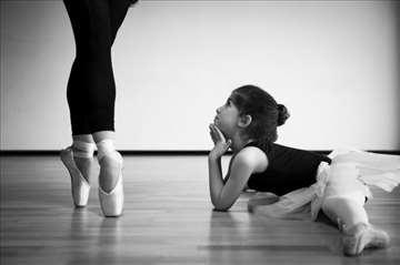 Časovi baleta za decu