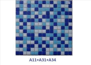 Pločice za bazene/Stakleni mozaik