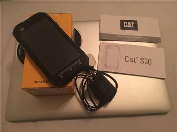 CAT S30 dual sim, nov