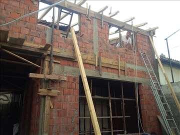 Adaptacija i građevinski radovi