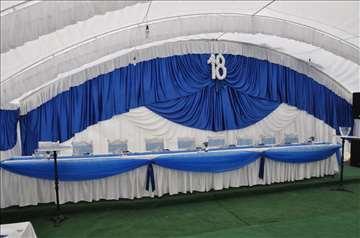 Beli šator