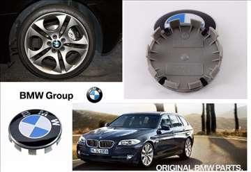 BMW čepovi alu felni 68mm original